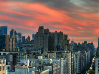 manhattan-sunsetA